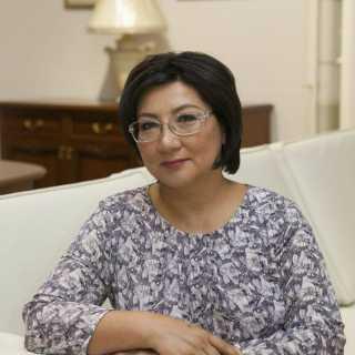 ZhannaZhakupova avatar