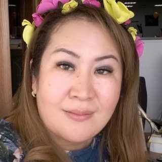 AliyaTanabergenova avatar