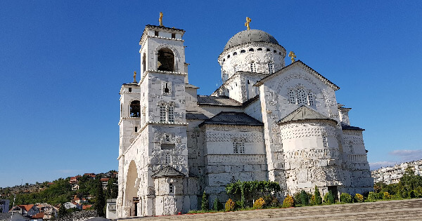 Balkan capitals