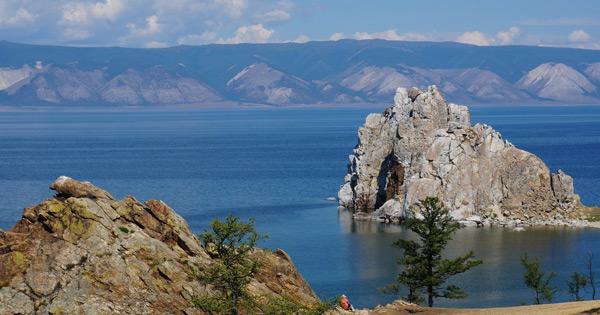 Самые удивительные озера мира