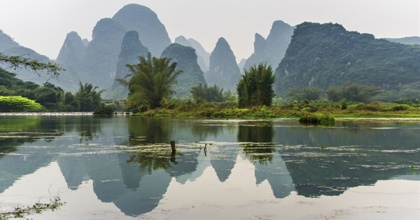 33 best places to visit in China