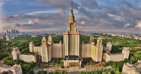 40 best places to visit in Moscow