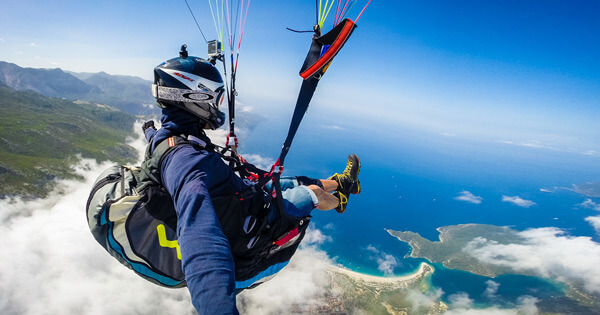 Best paragliding destinations in the world