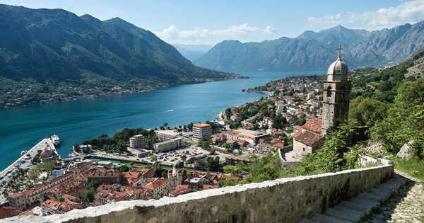 20 best places to visit in Montenegro