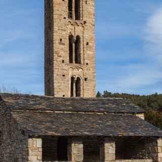 Iglesia de Sant Miquel d'Engolasters