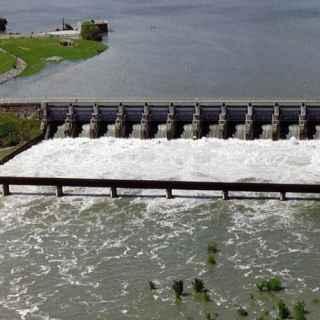 Lavon Dam