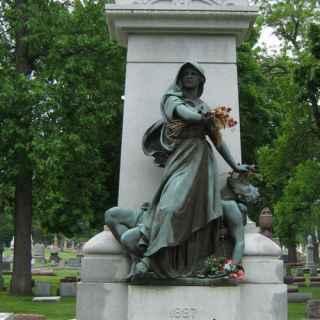Haymarket Martyrs' Monument