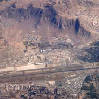 Hamid Karzai International Airport