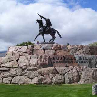 The Scout - Buffalo Bill Memorial
