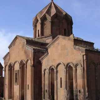 Marmashen church
