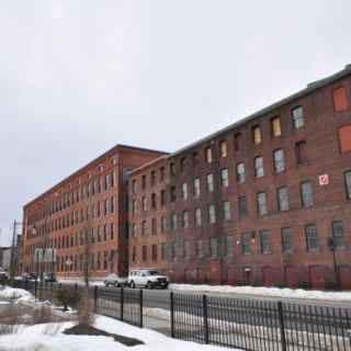 Harding and Winter Street Manufacturing District