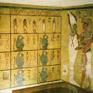 Tomb of Tutankhamen