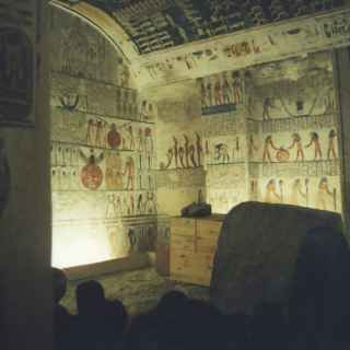 Rameses V and Rameses VI