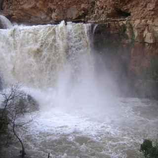 El-Ourit Waterfalls