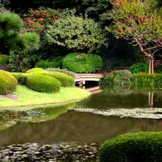 Eastern garden of the Imperial palace