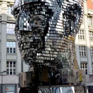 Franz Kafka Head