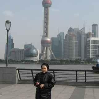 Телевышка Жемчужина Востока в Шанхае