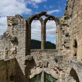 Oybin Castle Ruins