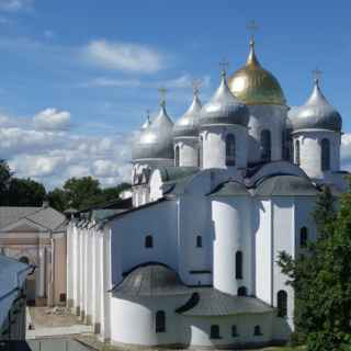 Cathedral of Saint Sophia Novgorod