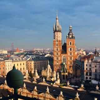 St Mary Basilica Krakow