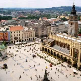 Krakow's Old Town