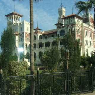 Дворец Монтаза