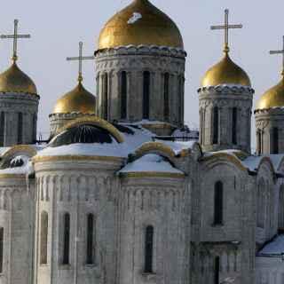 Dormition Cathedral Vladimir