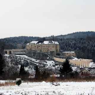 Замок Чешский Штернберк