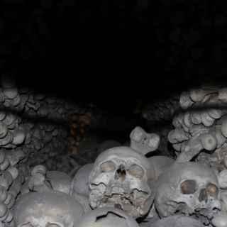 Кладбищенский костёл Всех Святых с костехранилищем в Седлеце