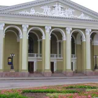 Полтавский областной музыкально-драматический театр им. Н. В. Гоголя