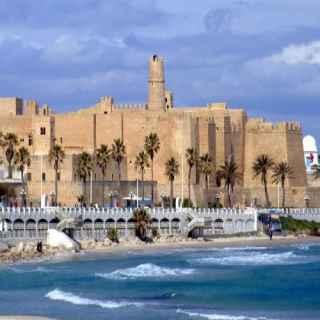 Крепость Рибат Хартем
