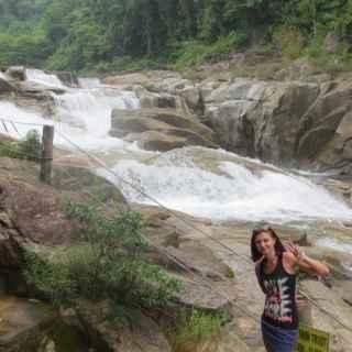Водопады Янг Бей