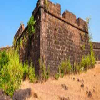 Vagator bardez castle