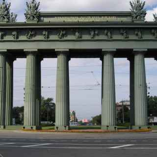Moscow Triumphal Gate