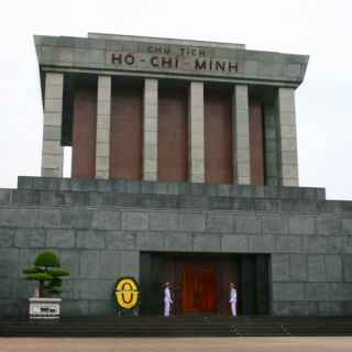 Мавзолей Хо Ши Мина