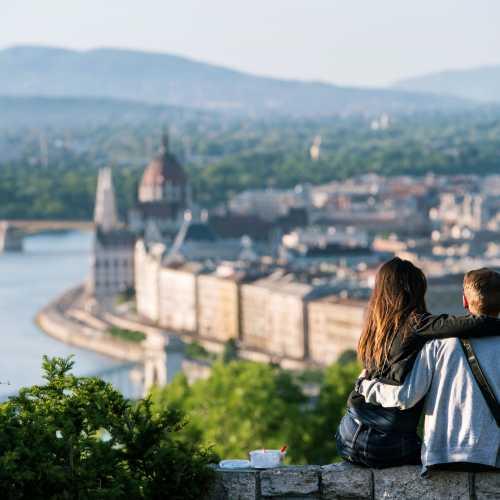 Любовь с видом на Будапешт.