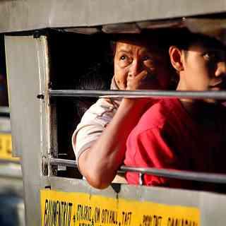 Час пик в Маниле.