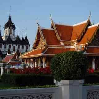 Удивительные храмы Бангкока.