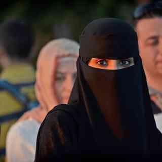 Загадочные глаза Турции.