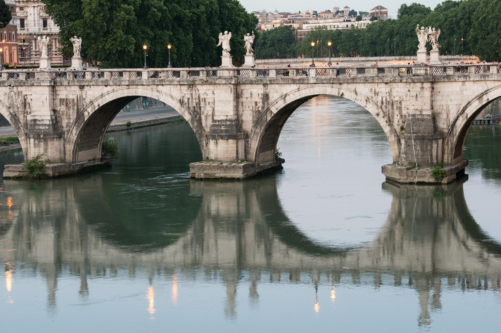Римский вечерний мост.