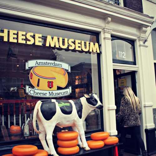 Amsterdam Cheese Museum, Netherlands