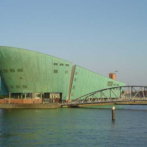 Science Center NEMO, Netherlands