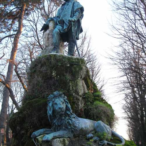 Giuseppe Garibaldi, Italy