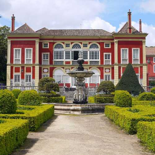 Palace of the Marquises of Fronteira