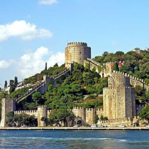 Roumeli Hissar Fortress