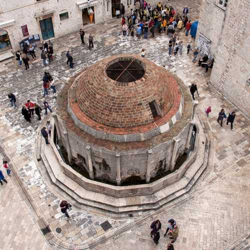 Large Onofrio's Fountain