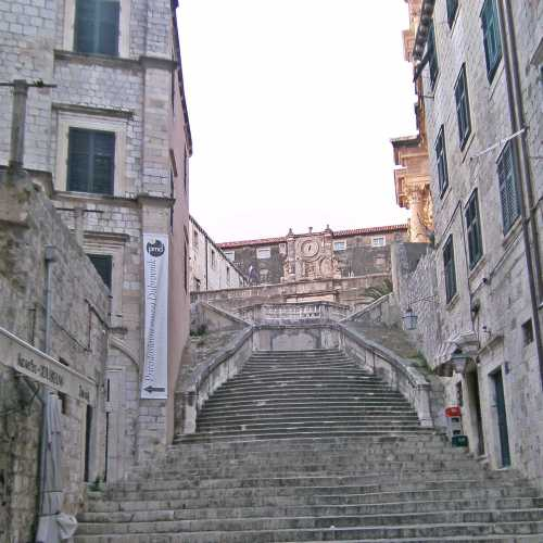 Jesuits Stairs