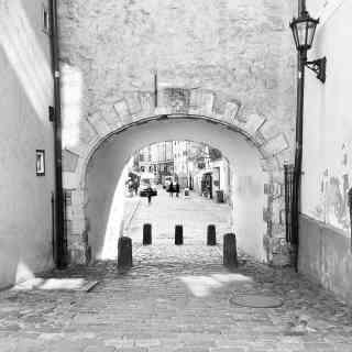 Manas mīļākās ielas Vecrīgā