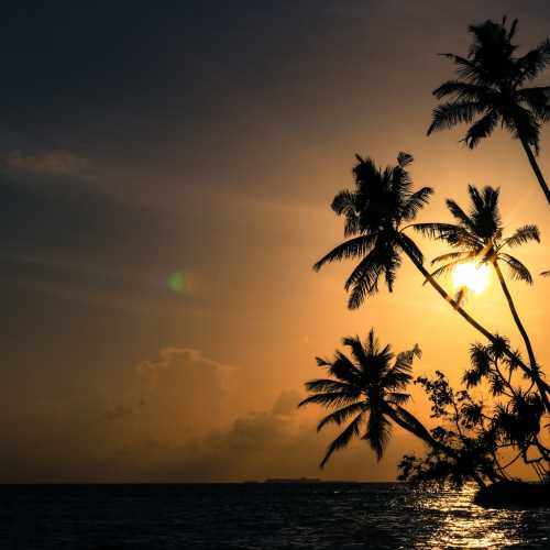Dhangethi, Мальдивские о-ва