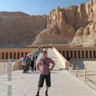 Храм Хатшепсут, фараона-женщины